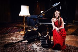 Marisol im Little Big Beat Studio Photo: Daniel Gassner (www.danielgassner.com)